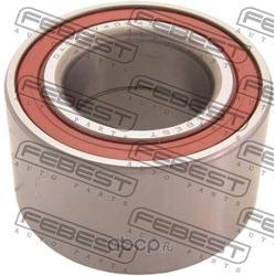 Подшипник ступичный передний (Febest) DAC40740042