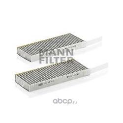 Фильтр, воздух во внутренном пространстве (MANN-FILTER) CUK260132
