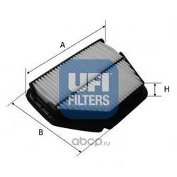 Воздушный фильтр (UFI) 3039200