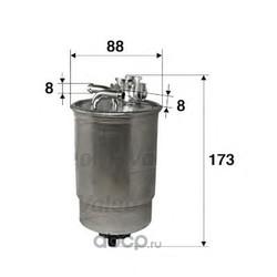 Топливный фильтр (Valeo) 587507