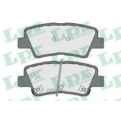 Комплект тормозных колодок, дисковый тормоз (Lpr) 05P1710