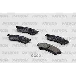Колодки тормозные дисковые задн CHEVROLET: EPICA 06-, EVANDA 06- (произведено в Корее) (PATRON) PBP1688KOR