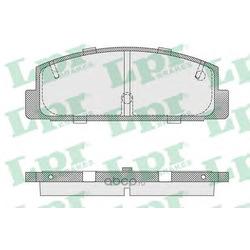 Комплект тормозных колодок, дисковый тормоз (Lpr) 05P876