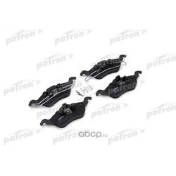 Колодки тормозные дисковые передн FORD: FOCUS 98-04, FOCUS седан 99-04, FOCUS универсал 99-04 (PATRON) PBP1318