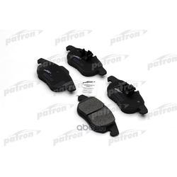Колодки тормозные дисковые передние (PATRON) PBP1520