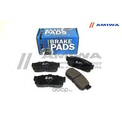 Колодки тормозные дисковые задние (Amiwa) CD1185