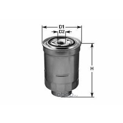 Топливный фильтр (Clean filters) DN1936