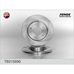 Тормозной диск (FENOX) TB215890