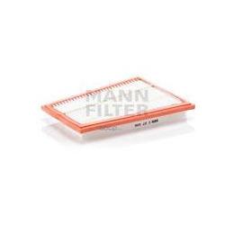 Фильтр воздушный правый (MANN-FILTER) C27006