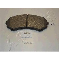 Комплект тормозных колодок, дисковый тормоз (Ashika) 5005509