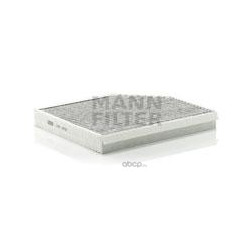Воздушный фильтр салона, угольный (MANN-FILTER) CUK2450