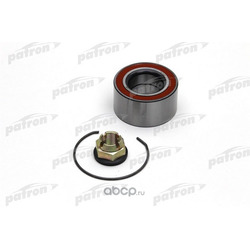 Подшипник ступичный передн RENAULT: 19 B53A 91-95 (PATRON) PBK1308