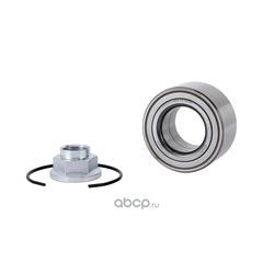 Ремкомплект ступицы передней (подшипник + стопорное кольцо + гайка) (Espra) ES733575