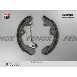 КОЛОДКИ ТОРМОЗНЫЕ БАРАБАННЫЕ FENOX (FENOX) BP53003