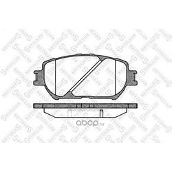 Комплект тормозных колодок (Stellox) 895000SX