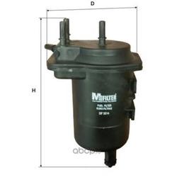 Фильтр топливный (M-Filter) DF3514