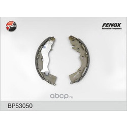 Комплект тормозных колодок (FENOX) BP53050