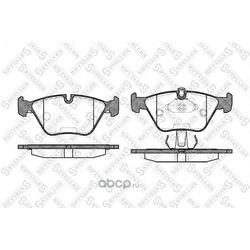 Комплект тормозных колодок, дисковый тормоз (Stellox) 281025BSX