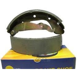 Колодки тормозные барабанные задние к-т (HSB) HS2005