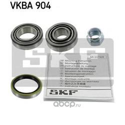 Подшипник ступицы колеса, комплект (Skf) VKBA904