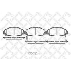 Комплект тормозных колодок (Stellox) 362032BSX