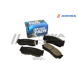 Колодки тормозные дисковые задние (Amiwa) CD11201S