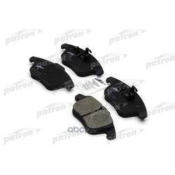 Колодки тормозные дисковые передние (PATRON) PBP7007