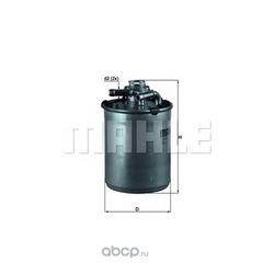 Топливный фильтр (Mahle/Knecht) KL497D