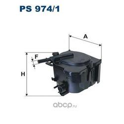 Фильтр топливный Filtron (Filtron) PS9741