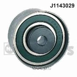Паразитный / Ведущий ролик, зубчатый ремень (Nipparts) J1143029