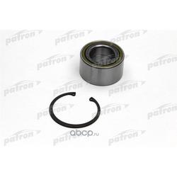 Подшипник ступичный передн HYUNDAI: LANTRA II 1.5 01/96-12/01 (PATRON) PBK3907