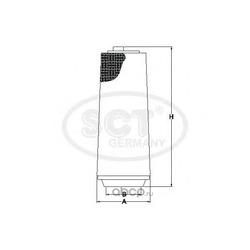 Воздушный фильтр (SCT) SB081