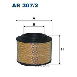AR307/2 FILTRON Фильтр воздушный (Filtron) AR3072
