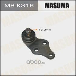 Опора шаровая (Masuma) MBK316