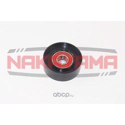 Ролик направляющий ремня генератора Toyota Corolla (NAKAYAMA) QJ25050