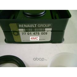 Уплотняющее кольцо, коленчатый вал (RENAULT) 7701475009