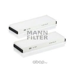 Фильтр, воздух во внутренном пространстве (MANN-FILTER) CU30232