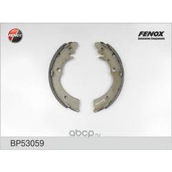 КОЛОДКИ ТОРМОЗНЫЕ БАРАБАННЫЕ FENOX (FENOX) BP53059