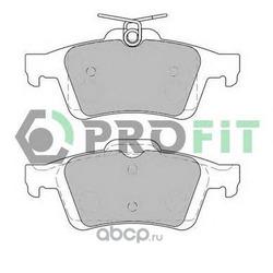 Комплект тормозных колодок (PROFIT) 50001931