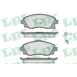 Комплект тормозных колодок, дисковый тормоз (Lpr) 05P758