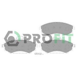Комплект тормозных колодок (PROFIT) 50001737