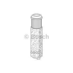 Воздушный фильтр (Bosch) 1987429401