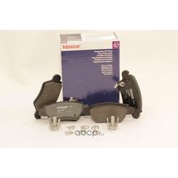 Комплект тормозных колодок, дисковый тормоз (Klaxcar) 24847Z