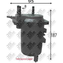Фильтр топливный (JS Asakashi) FS1026