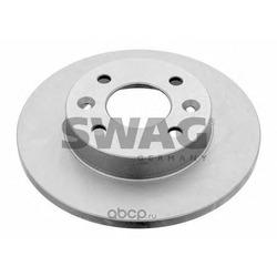 Тормозной диск (Swag) 60909071