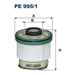 Топливный фильтр (Filtron) PE9951