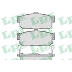 Комплект тормозных колодок, дисковый тормоз (Lpr) 05P602