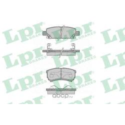 Комплект тормозных колодок, дисковый тормоз (Lpr) 05P1373