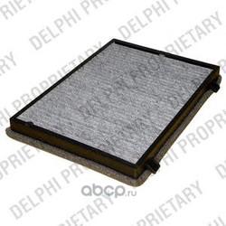 Фильтр салона угольный (Delphi) TSP0325263C