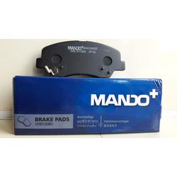 Колодки тормозные передние (Mando) MPH46